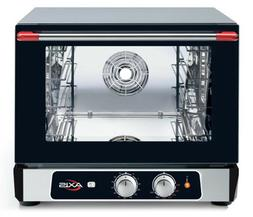 Axis AX-513RH Convection Oven 1/2 size Countertop Manual Con