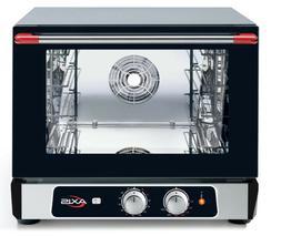 Axis AX-514RH Convection Oven Countertop 1/2 size Manual Con