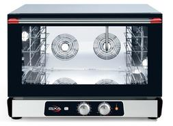 Axis AX-824RH Convection Oven Full Size Manual Controls