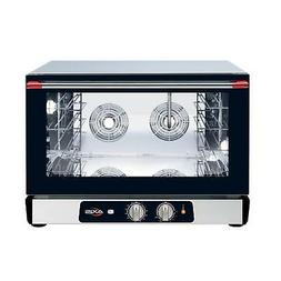 ax 824rh countertop full size convection oven