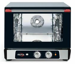 Axis AX-513RH Convection Oven Countertop 1/2 size With Humid