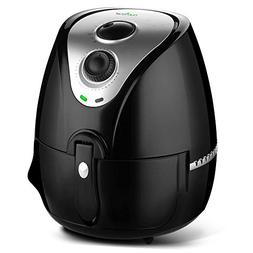 Electric Hot Air Fryer Oven - Stainless Steel Kitchen Oilles