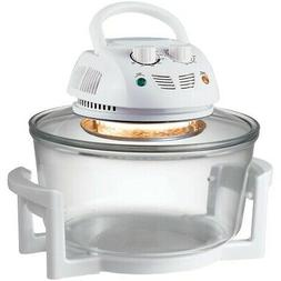 NutriChef Air Fryer 1200W Infrared Convection Halogen Oven 1