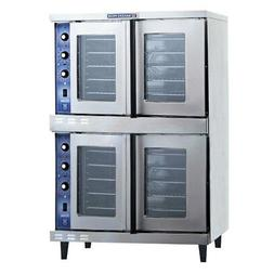 Bakers Pride GDCO-E2 Cyclone Dual Deck Electric Convection O