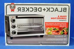 black and decker 6 slice stainless steel