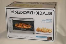 Black & Decker Digital Convection Oven- Model TO 6335 BJP -