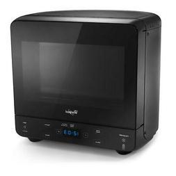 Black Countertop Microwave Oven Whirlpool 0.5 CuFt 750 Watt