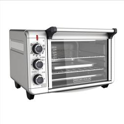 BLACK+DECKER Convection Countertop Oven Stainless Steel TO30