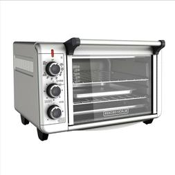 BLACK+DECKER Convection Countertop Oven, Stainless Steel Col