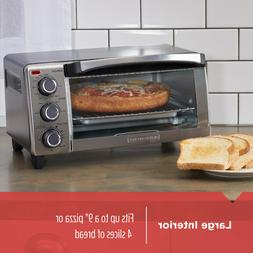 black decker natural convection toaster oven stainless