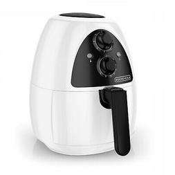 ZENY Electric Air Fryer w/ Touch Screen Control 1500W 3.7QT,