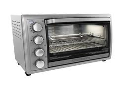Black Decker Rotisserie Convection Countertop Toaster Oven,