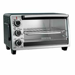BLACK+DECKER TO1950SBD 6-Slice Convection Countertop Toaster