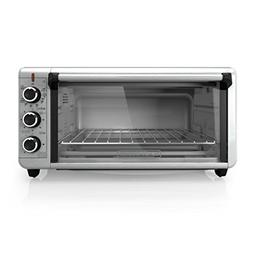 BLACK+DECKER TO3240XSBD 8-Slice Extra Wide Convection Counte