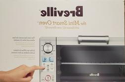 Breville BOV450XL Mini Smart Oven Toaster Oven 1800 Watt 4 Q