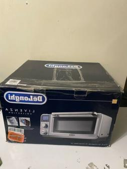 brand new DeLonghi EO141040S Livenza Digital Compact Oven 0.
