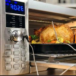 NUWAVE BRAVO XL 1800-Watt Convection Oven with Crisping and