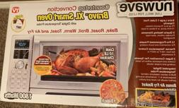 NuWave Bravo XL Air Fryer Toaster Oven Brand new.