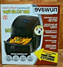 NUWAVE BRIO 3-Quart Digital Air Fryer with one-touch digital