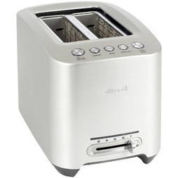 Breville BTA820XL Die-Cast 2-Slice Smart Toaster, 1.2-Inch W