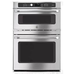 GE Cafe Series 30-inch Combination Double Wall Oven, Convect