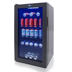 Nutrichef Canned Beverage Refrigerator Unit - Freestanding G