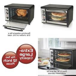 Chef Multi-Function Convection Oven Bake Rotisserie Roast Gr