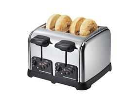 Classic Chrome 4-Slice Extra-Wide Slot Toaster
