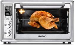 COSORI CO130-AO 12-in-1 Air Fryer Toaster Oven Combo Convect