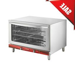 Commercial Oven Full Size Electric Stainless Steel with Stea