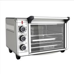 Convection Countertop Toaster Oven Baking Cooking Pizza Eati