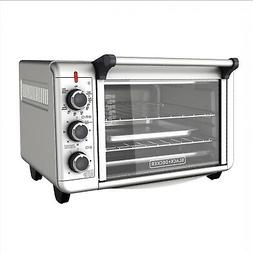 Electric Convection Oven Countertop Pizza Toaster Stainless