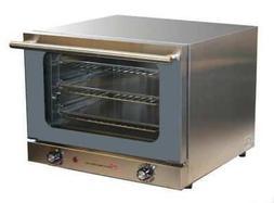 WISCO 00620-001 Convection Oven, Adjustable Timer, 120V