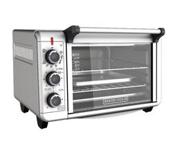 convection oven baking pizza stainless steel commercial