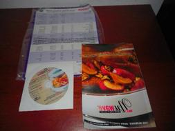 Nuwave CONVECTION OVEN Recipe Book