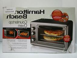 convection oven rotisserie countertop pizza