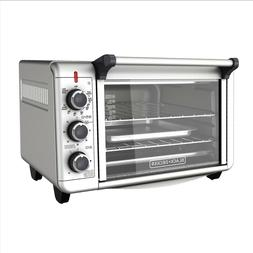 Convection Oven Stainless Steel Pizza Toaster Baking Broilin