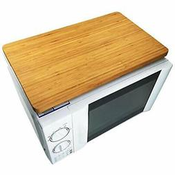 Convection Ovens Oven Top Bamboo Cutting Board With Anti-Sli