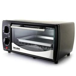 Convection Toaster Oven 2 Slice Auto Shut Off Non Stick Kitc
