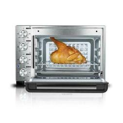 Toshiba Convection Toaster Oven, 3 Rack Positions Multifunct