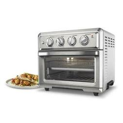 Cuisinart Convection Toaster Oven Air Fryer Broiler Adjustab