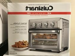 convection toaster oven air fryer with light