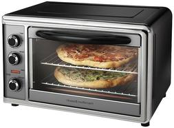 Convection Toaster Oven Countertop Ovens Large Stainless Ste