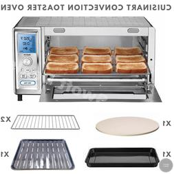 Cuisinart Convection Toaster Oven, Stainless Steel Broil Bak