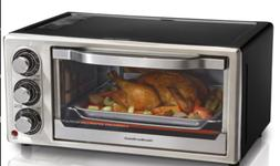 Convection Toaster Oven Stainless Steel Countertop Ovens Kit