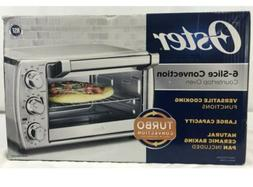 Oster Countertop Convection Oven Convection, Stainless Steel