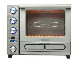 Somark Infrared Convection Rotisserie Oven With Super Fast P