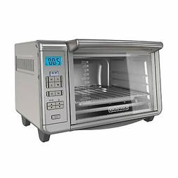 Countertop Convection Toaster Oven Digital Kitchen Cooking B