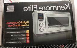 Kenmore Elite Digital Countertop Convection Toaster Oven LED