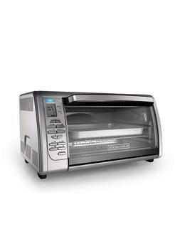 Countertop Convection Toaster Oven, Silver, CTO6335S  J2